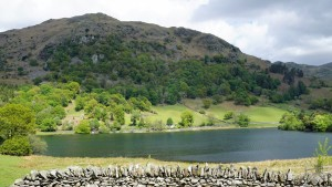 Nab cottage over Rydal Water