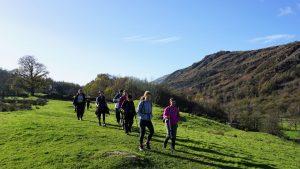 Yewfield Yoga - Sunday hike