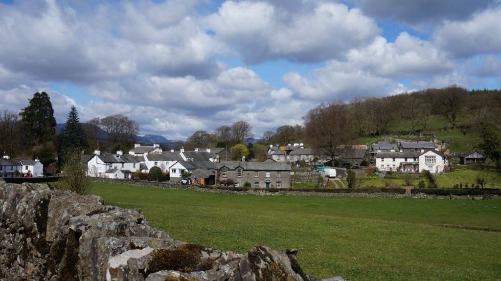Hilltop and Near Sawrey View