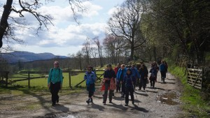 Windermere yoga hiking weekend walk