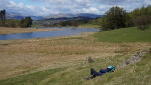 Windermere yoga hiking weekend snooze