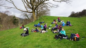 Windermere Yoga Hiking Weekend - Troutbeck