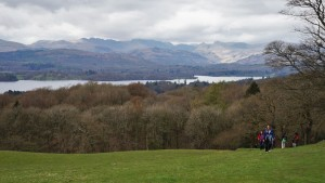 Windermere Yoga Hiking Weekend walk to orrest head