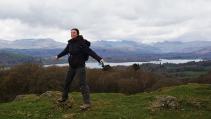 Windermere Yoga Hiking Weekend orrest head