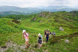 Yoga Hikes Yewfield Break - Saturday hike