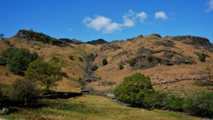 Lake District yoga hiking  Sour Milk Ghyll