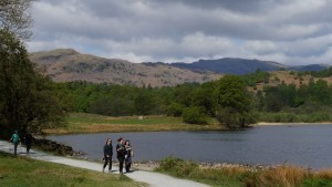 Rydal Water group walk