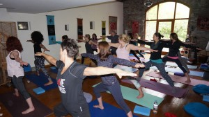 lake district yoga hiking weekend class