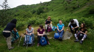 Grasmere yoga and hiking break