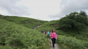 Grasmere yoga and hiking rydal