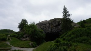 Rydal caves view