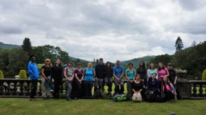 Rydal Hall group photo