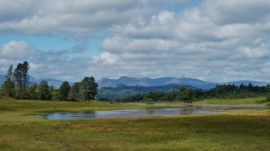 Wise Een Tarn view
