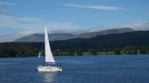 wetherlam from windermere