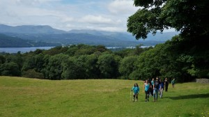 lake district yoga hikes sunday walk