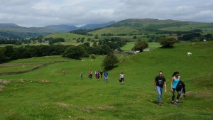 lake district yoga hikes orrest head walk