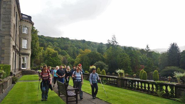 rydal hall yoga hikes grounds