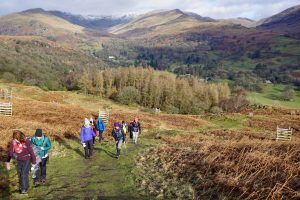 Rydal Sunday walk