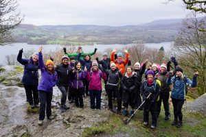 YogaHikes Brathay Hall Saturday Hike