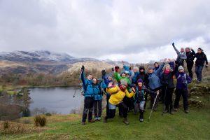 Yewfield Yoga Hikes Break - Sunday Hike