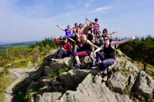 Easter Holiday YogaHikes break - Grizedale Hike