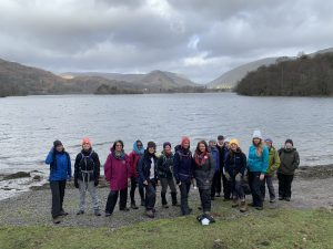 2019 yoga hikes - Rydal Hike