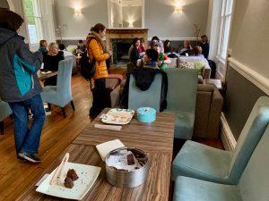 YogaHikes Brathay Hall Tea & Cake