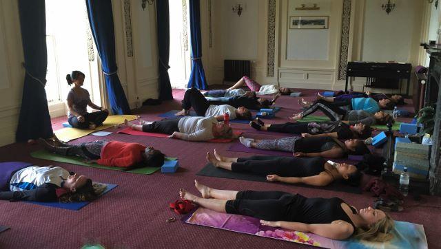 rydal hall yoga hikes yoga lessons