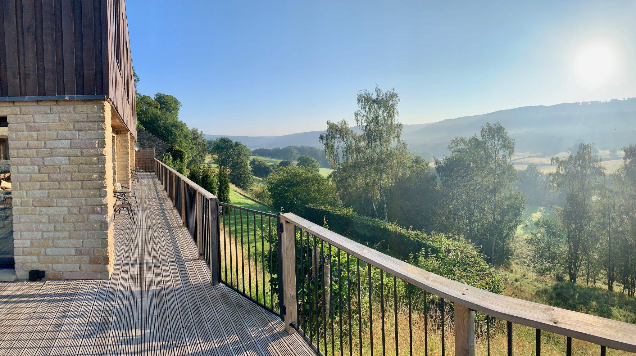 Peak District yoga and Hiking weekend