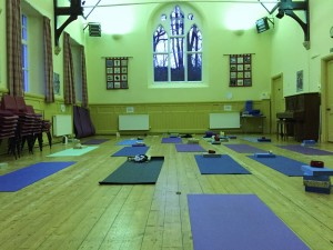 yoga hikes winter reviver Class