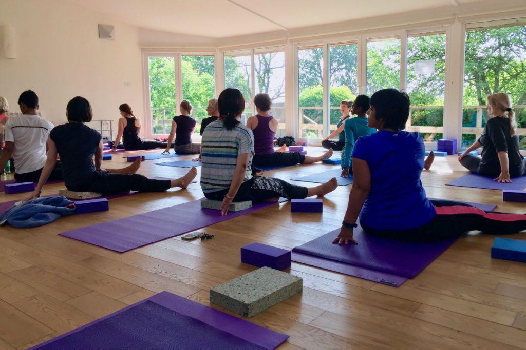 Yoga Hikes Yewfield Break - yoga