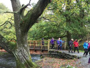 October Rydal Hall Yoga Hikes break - saturday hike