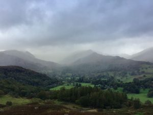 October rydal hall yoga hikes - Saturday