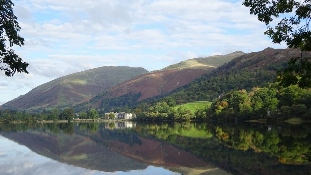 nab cottage yoga hiking grasmere