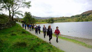 October rydal hall yoga hikes break - Sunday
