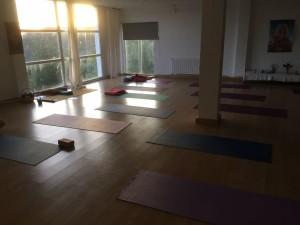 spanish yoga hiking studio