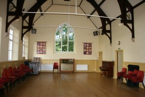 Windermere Centre Yoga Hall