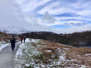 Yewfield Yoga Hikes - Sunday Hike