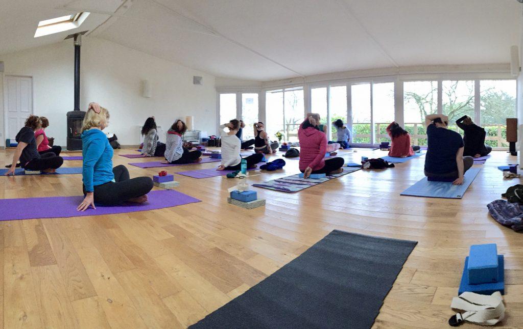 Yewfield Yoga Hikes - Sunday Yoga