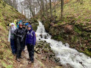 Yewfield Saturday Hike
