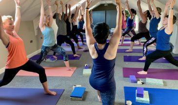 Weekend Yoga Hikes Break