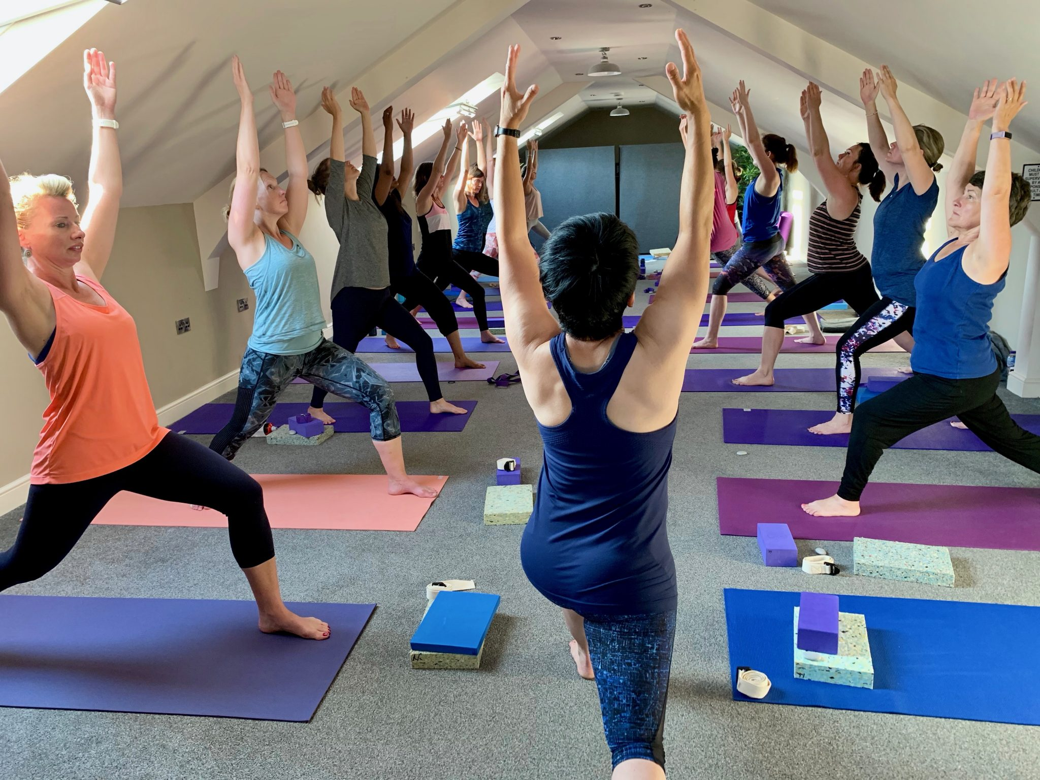 Bank Holiday Yoga Hikes Break