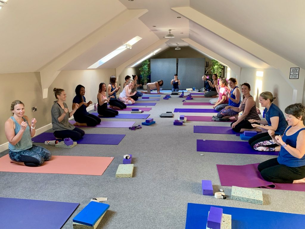 Peak District Yoga Introduction