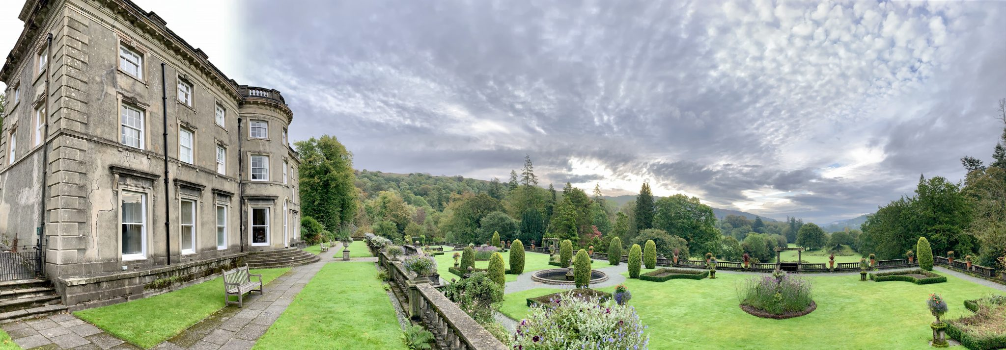 October Break at Rydal Hall