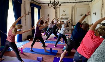 YogaHikes October Break at Rydal
