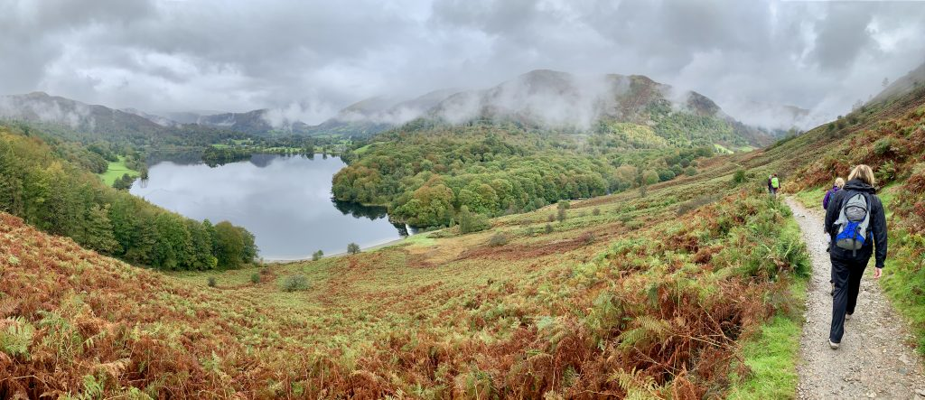 October break in the Lake District with YogaHikes.