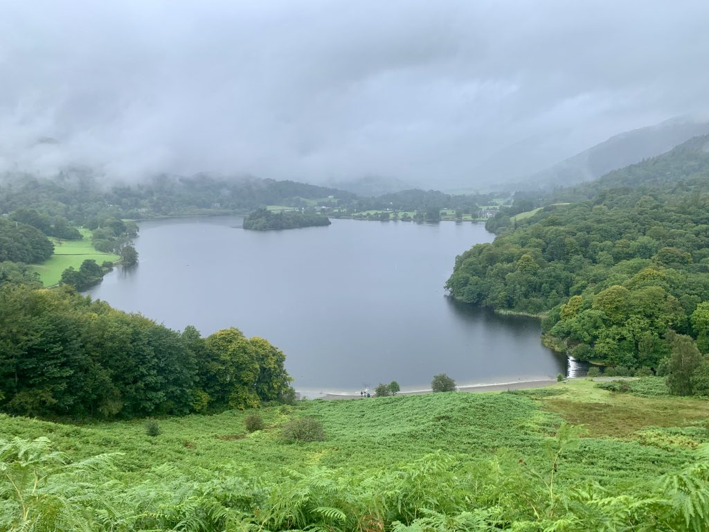 Yoga Hikes break at Rydal Hall