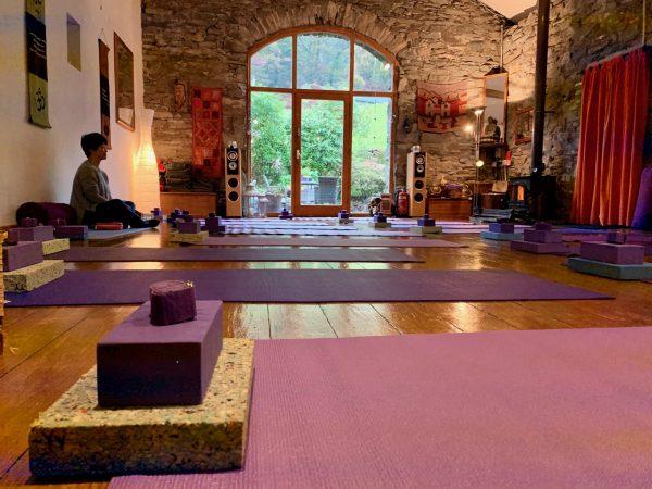 October yoga hikes